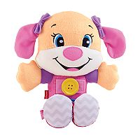 Fisher-Price Laugh & Learn Learn To Dress Sis