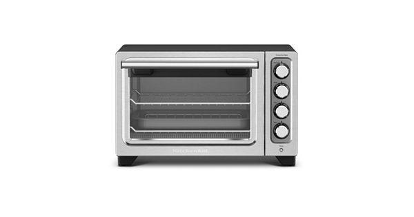 Kitchenaid Countertop Oven Youtube : KitchenAid KCO253BM Compact Countertop Oven