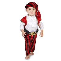 Baby Arrrgh! Arrrgh! Pirate Costume