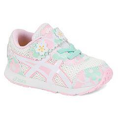 ASICS School Yard Blossom Toddler Girls' Running Shoes