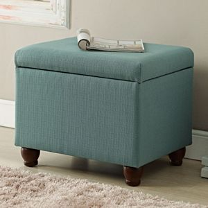 Brilliant Sonoma Goods For Life Madison Storage Bench Ottoman Ncnpc Chair Design For Home Ncnpcorg
