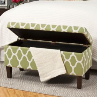 HomePop Geometric Storage Bench