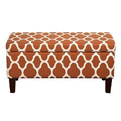 HomePop Geometric Storage Bench