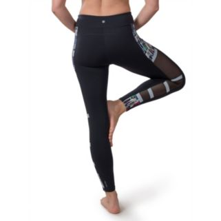 Women's Soybu Interval Reflective Workout Tights