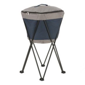 Sunjoy Forbes Portable Cooler Stand