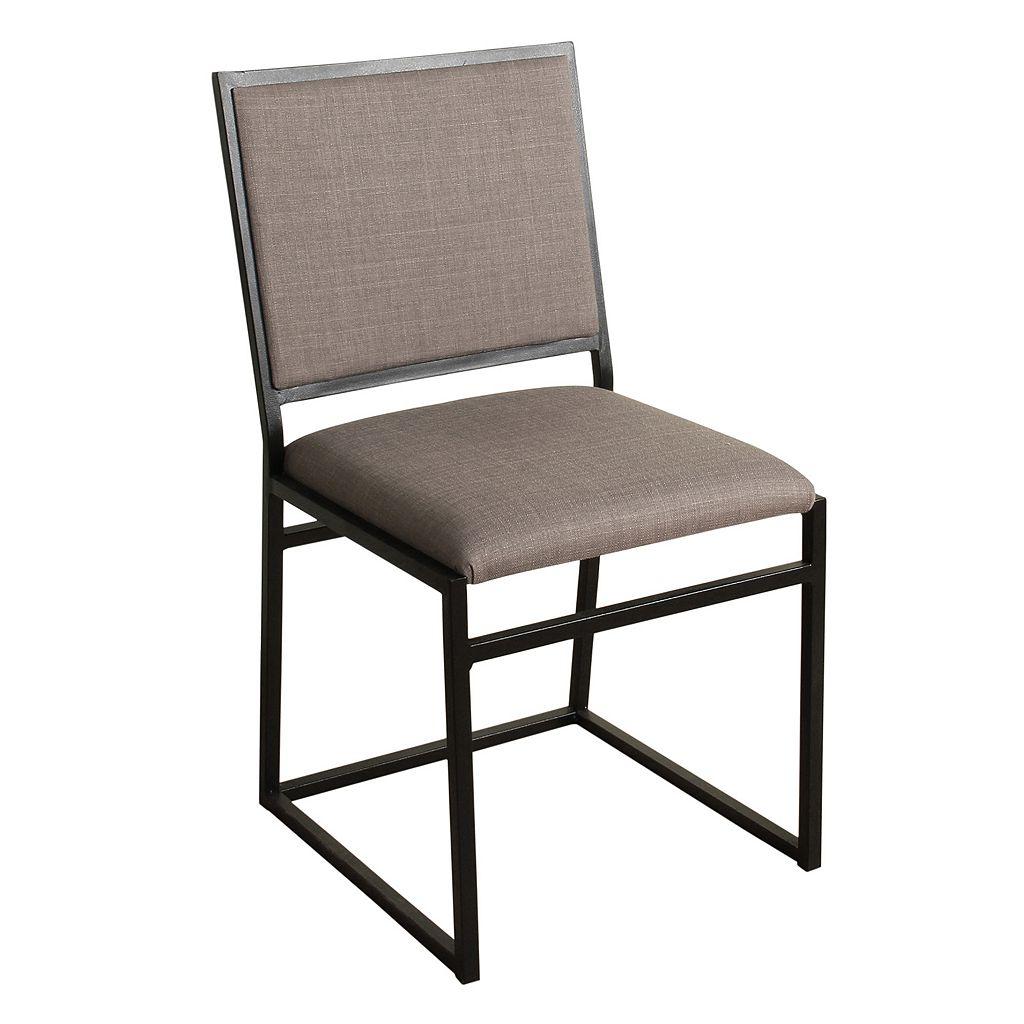 HomePop Metal Chair