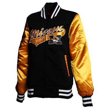 Women's Franchise Club Missouri Tigers Sweetheart Varsity Jacket