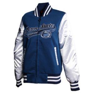 Women's Franchise Club Penn State Nittany Lions Sweetheart Varsity Jacket