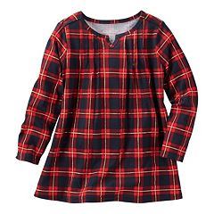 Toddler Girl OshKosh B'gosh® Pintuck Tunic