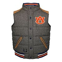 Men's Franchise Club Auburn Tigers Legacy Reversible Vest