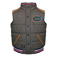 Men's Franchise Club Florida Gators Legacy Reversible Vest