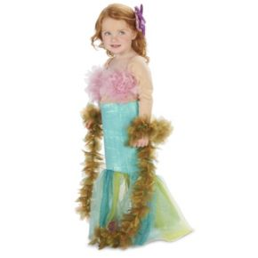 Toddler Tiny Lavish Mermaid Costume