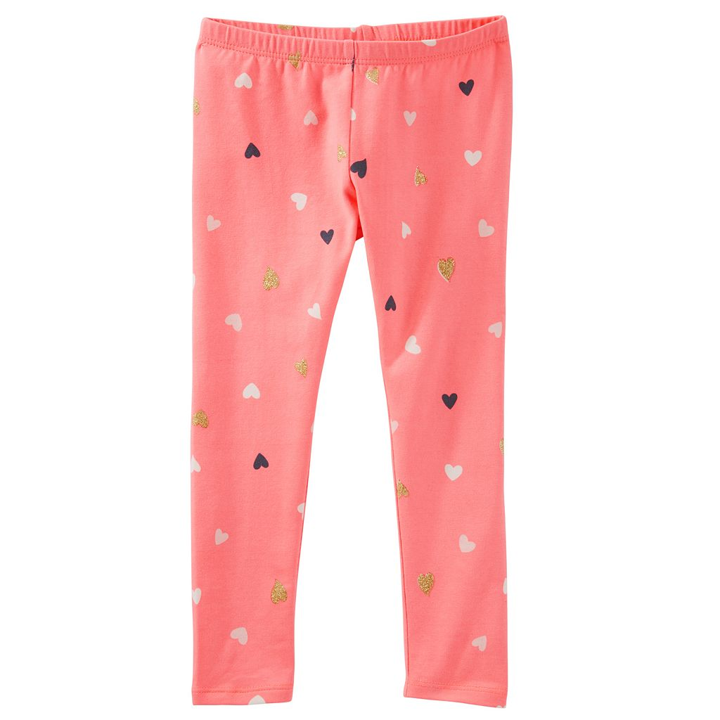 Girls 4-8 OshKosh B'gosh® Full-Length Leggings