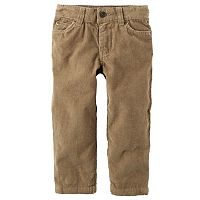Boys 4-8 Carter's Corduroy Pants