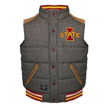 Men's Franchise Club Iowa State Cyclones Legacy Reversible Vest