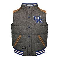 Men's Franchise Club Kentucky Wildcats Legacy Reversible Vest