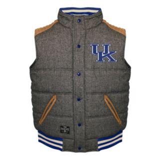 Men's Franchise Club Kentucky Wildcats Legacy Reversible Vest