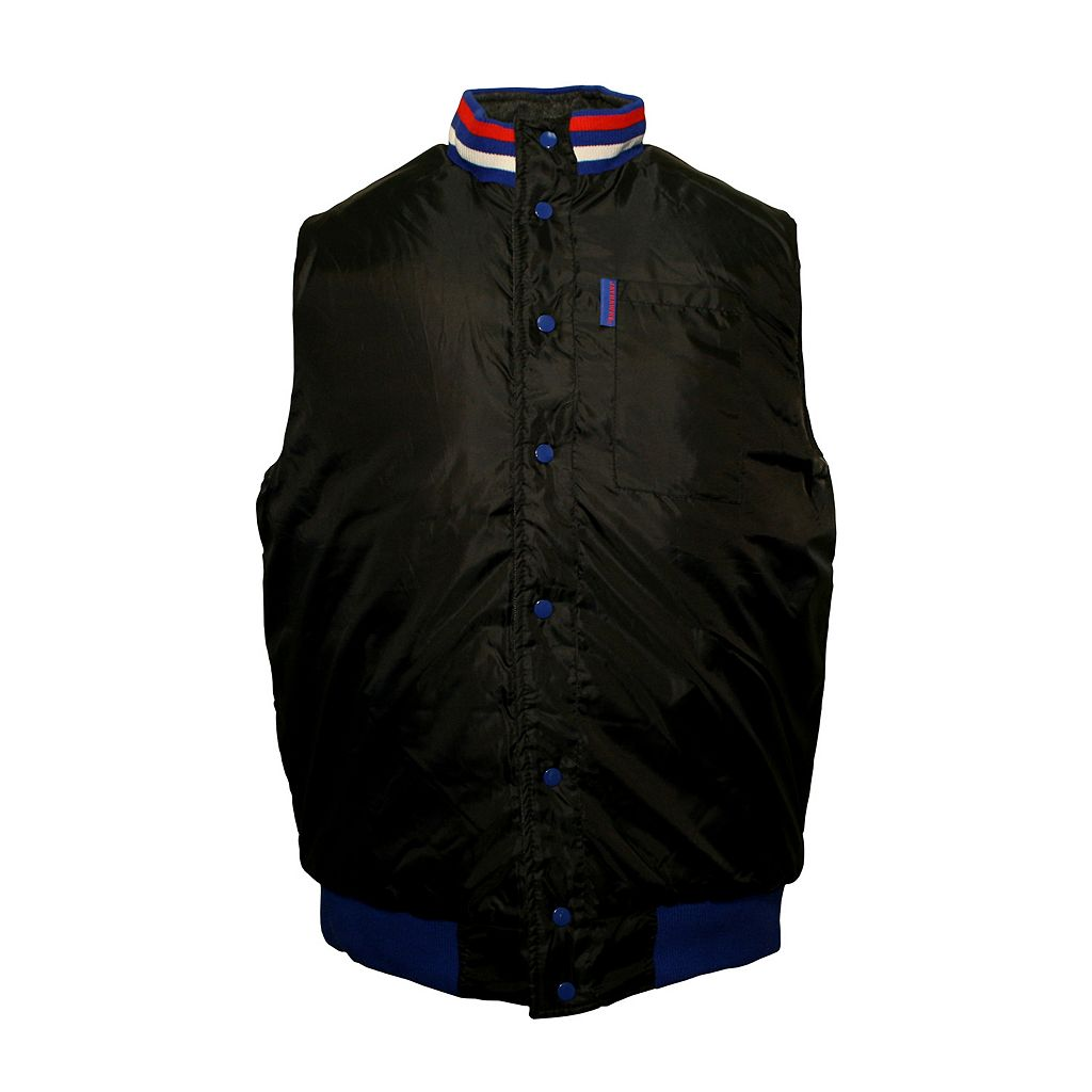 Men's Franchise Club Kansas Jayhawks Legacy Reversible Vest