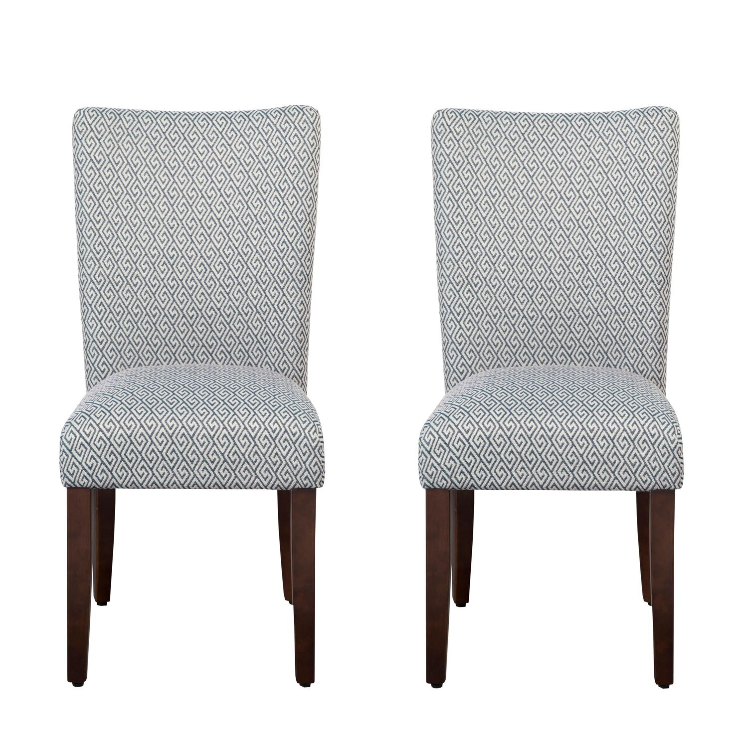 HomePop Parson Dining Chair 2 Piece Set