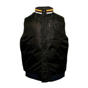 Men's Franchise Club Michigan Wolverines Legacy Reversible Vest