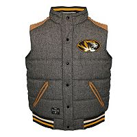 Men's Franchise Club Missouri Tigers Legacy Reversible Vest