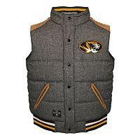 Men's Franchise Club Missouri Tigers Legacy Reversible Vest