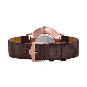Bulova Men's Classic Ultra Slim Leather Watch - 97A126