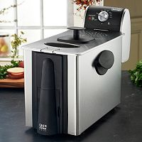 DeLonghi 3-Pound Stainless Steel Deep Fryer