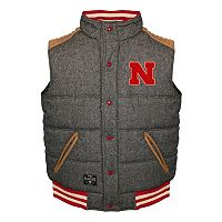 Men's Franchise Club Nebraska Cornhuskers Legacy Reversible Vest
