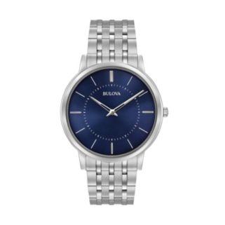 Bulova Men's Classic Ultra Slim Stainless Steel Watch - 96A188