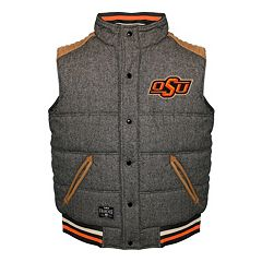 Men's Franchise Club Oklahoma State Cowboys Legacy Reversible Vest