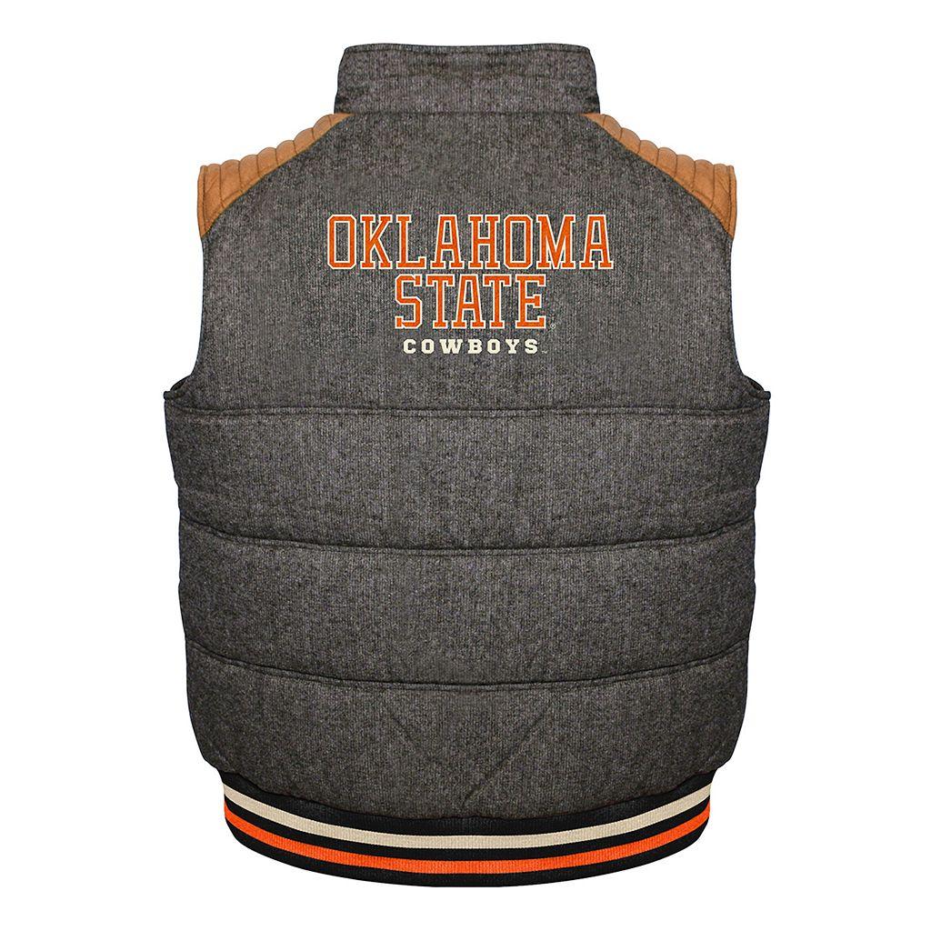 Men's Franchise Club Oklahoma State Cowboys Legacy Reversible Vest