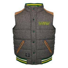 Men's Franchise Club Oregon Ducks Legacy Reversible Vest