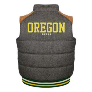 Men's Franchise Club Oregon Ducks Legacy Reversible Vest