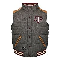 Men's Franchise Club Texas A&M Aggies Legacy Reversible Vest