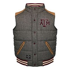Men's Franchise Club Texas A&M Aggies Legacy Reversible Vest