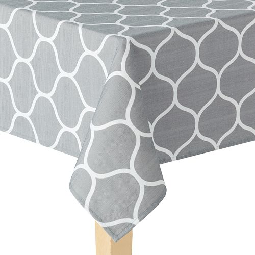 Food Network™ Ogee Geometric Tablecloth