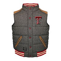 Men's Franchise Club Texas Tech Red Raiders Legacy Reversible Vest