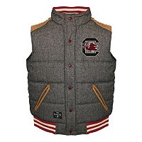 Men's Franchise Club South Carolina Gamecocks Legacy Reversible Vest