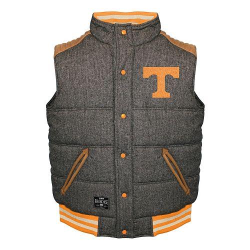Men's Franchise Club Tennessee Volunteers Legacy Reversible Vest