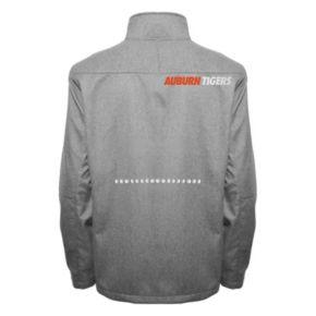 Men's Franchise Club Auburn Tigers Tech Fleece Softshell Jacket
