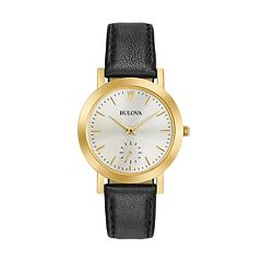 Bulova Women's Classic Leather Watch - 97L159