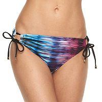 Women's Apt. 9® Tie-Dyed Hipster Bikini Bottoms