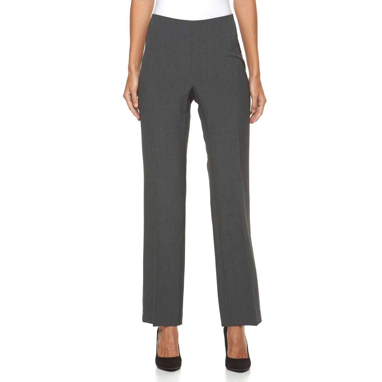 Womens Grey Dress Pants