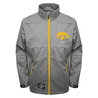 Men's Franchise Club Iowa Hawkeyes Tech Fleece Softshell Jacket