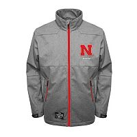 Men's Franchise Club Nebraska Cornhuskers Tech Fleece Softshell Jacket