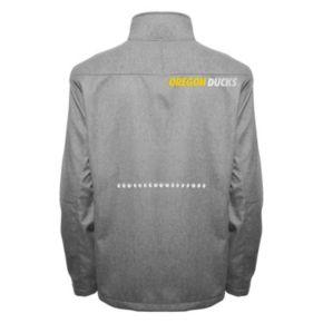Men's Franchise Club Oregon Ducks Tech Fleece Softshell Jacket