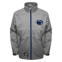 Men's Franchise Club Penn State Nittany Lions Tech Fleece Softshell Jacket