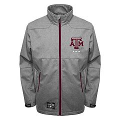 Men's Franchise Club Texas A&M Aggies Tech Fleece Softshell Jacket