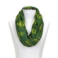 Women's ZooZatz North Dakota State Bison Logo Infinity Scarf